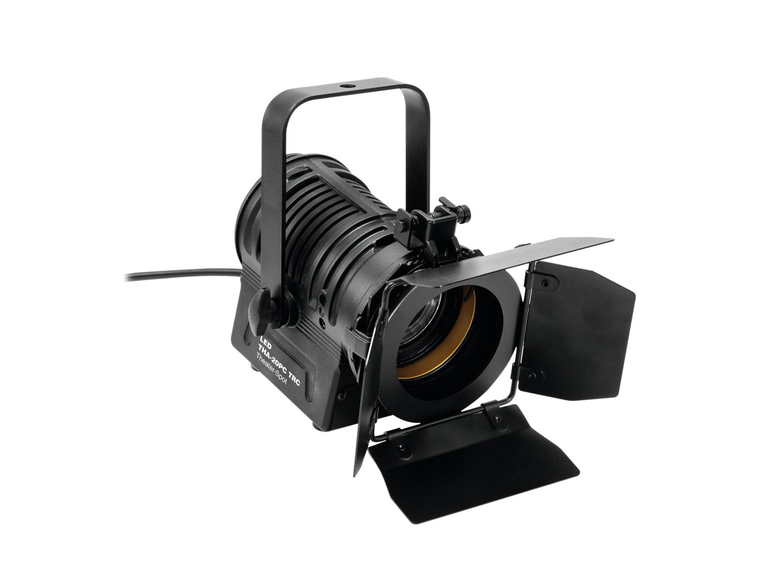 Eurolite LED THA-20PC TRC divadelní reflektor, černý