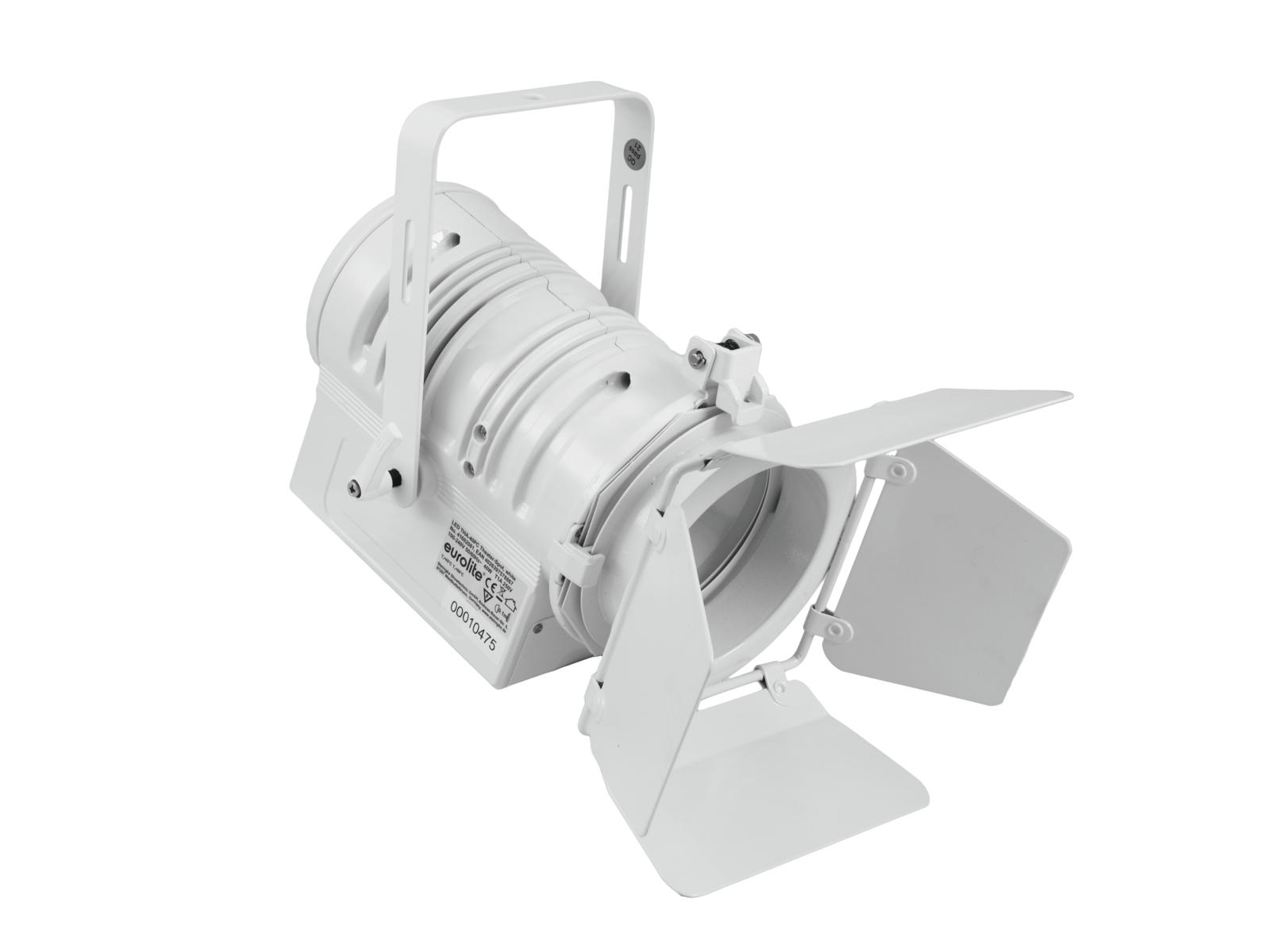 Eurolite LED THA-40PC DL divadelní reflektor, bílý