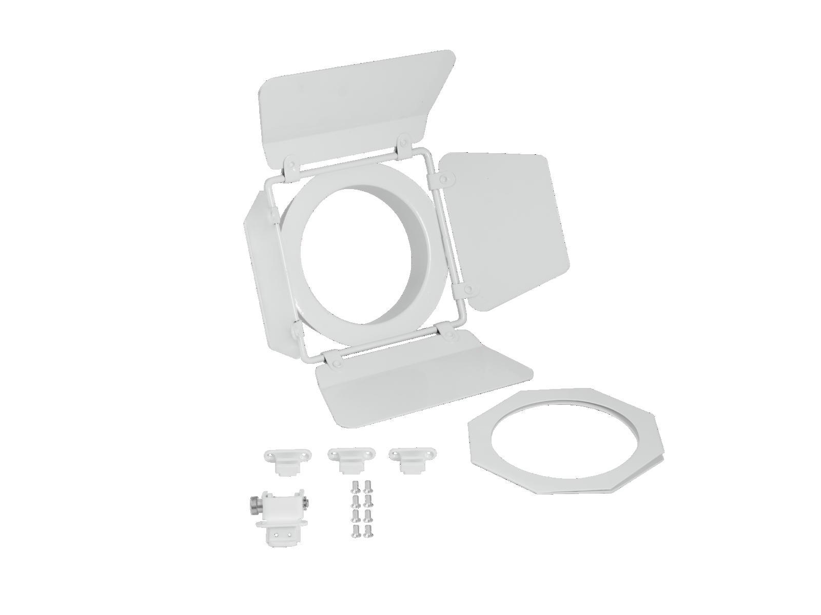 Eurolite LED THA-40/60PC, klapky pro divadelní reflektor, bílé