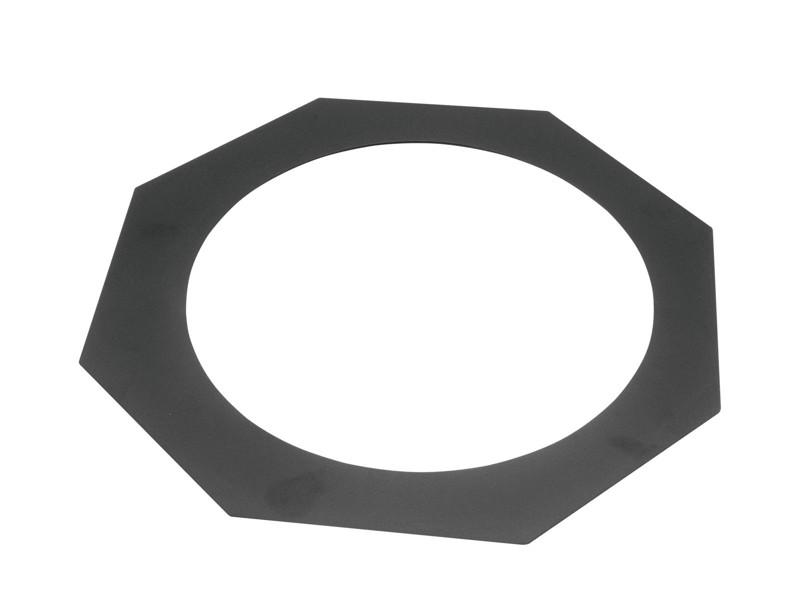 Rámeček pro barevné filtry pro LED THA, černý