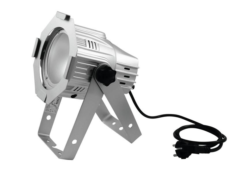 Eurolite LED PAR ML-30 COB RGB 30W, stříbrný
