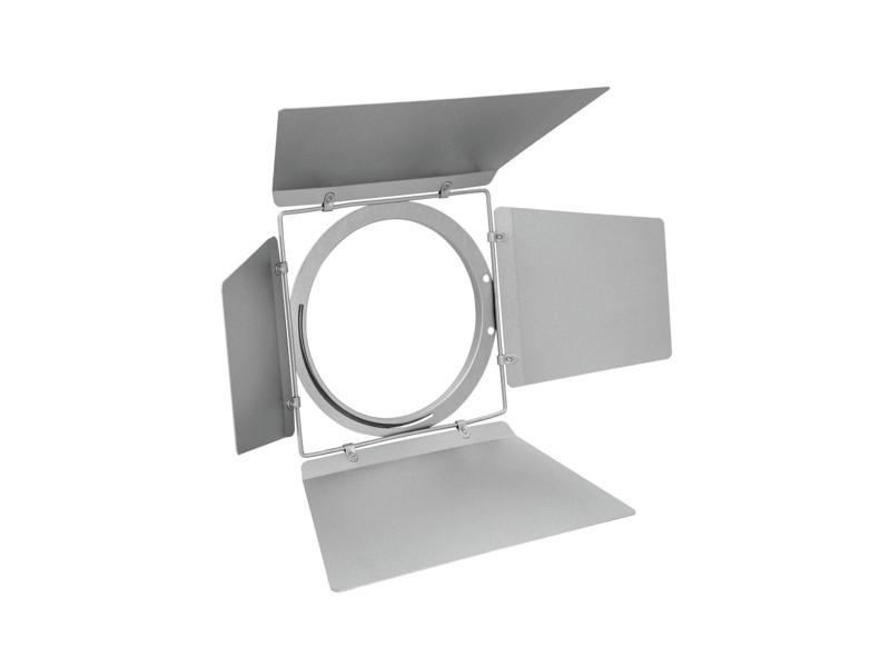 Klapky 235x235mm, stříbrné