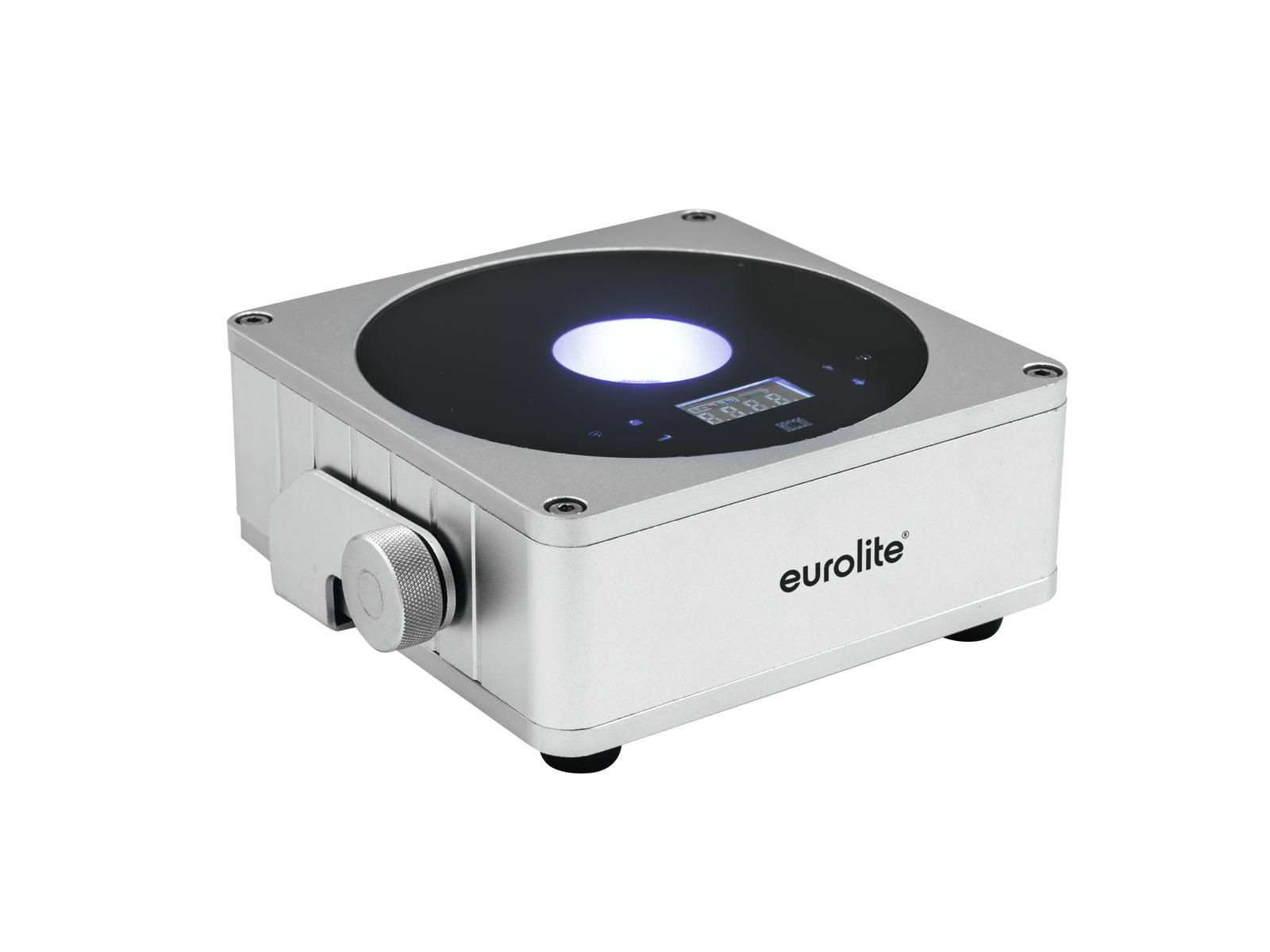 Eurolite AKKU Flat Light 1 stříbrný