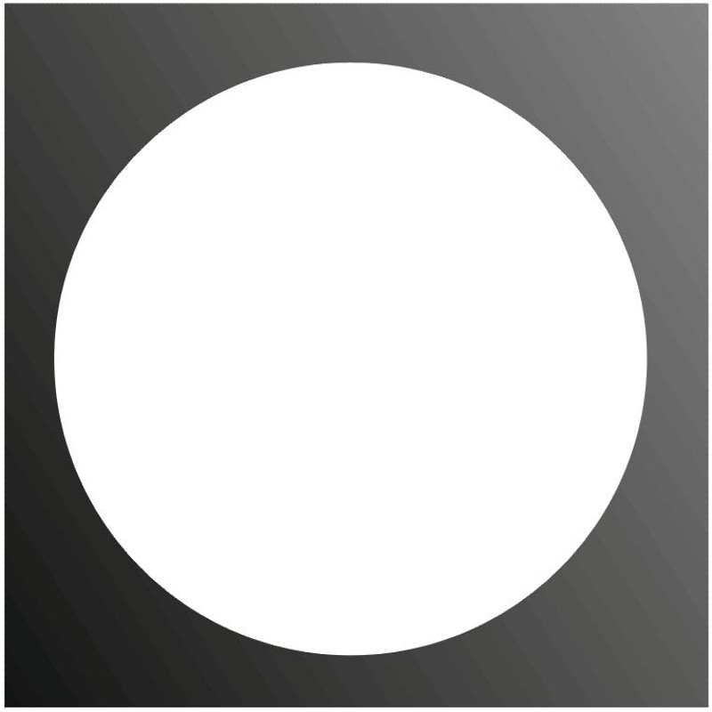 Rámeček PAR 56, černý