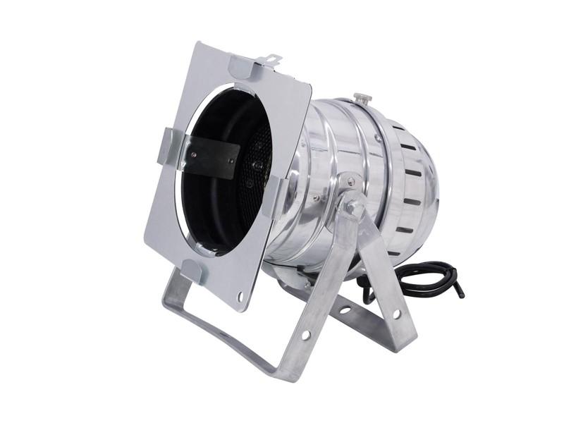 PAR-56 Profi Floorspot s kabelem stříbrný