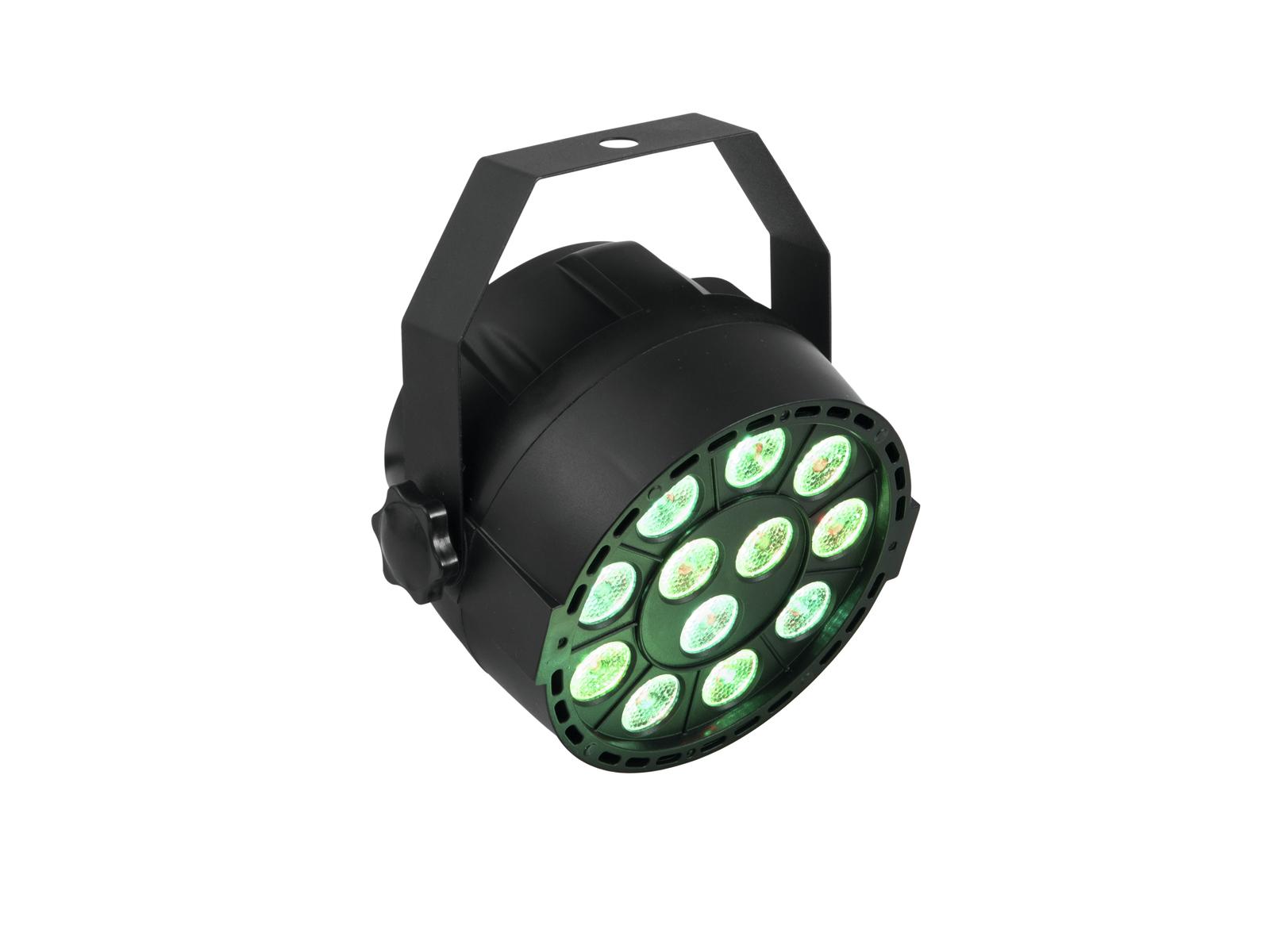 Eurolite LED PARty TCL Spot, 12x 3W TCL DMX