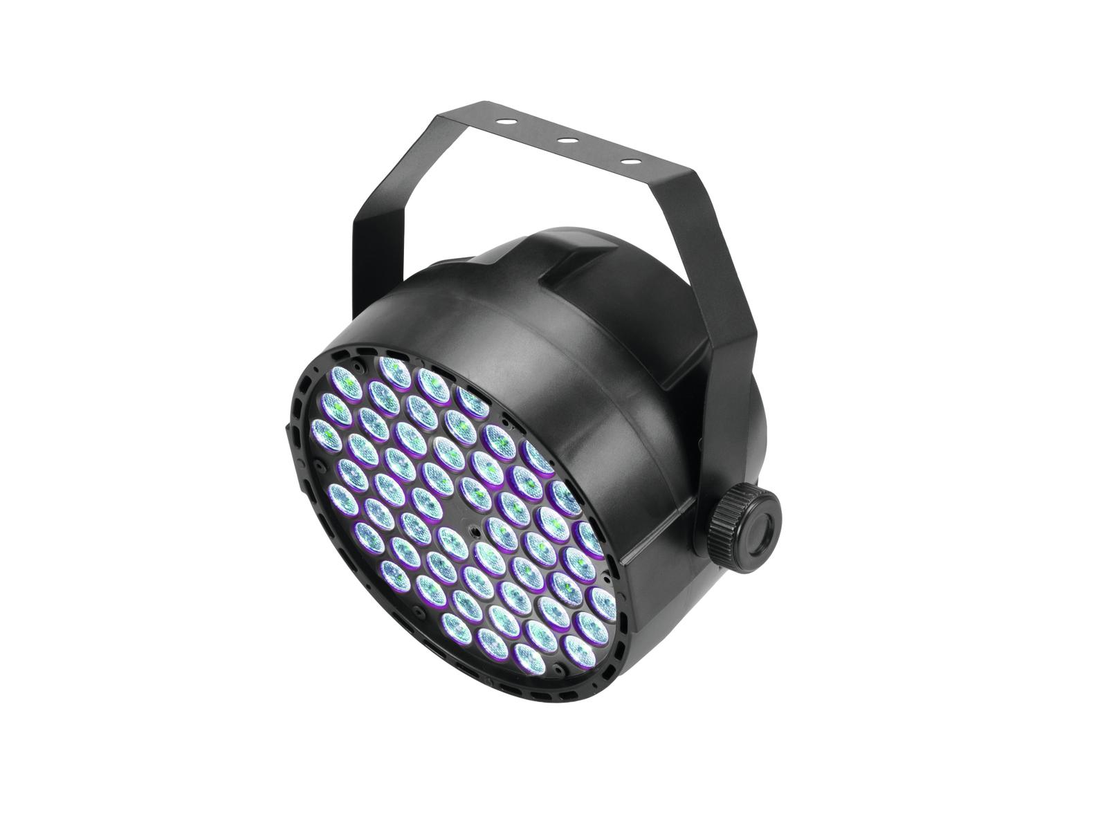 Eurolite LED Big PARty TCL Spot, 54x 3W TCL DMX