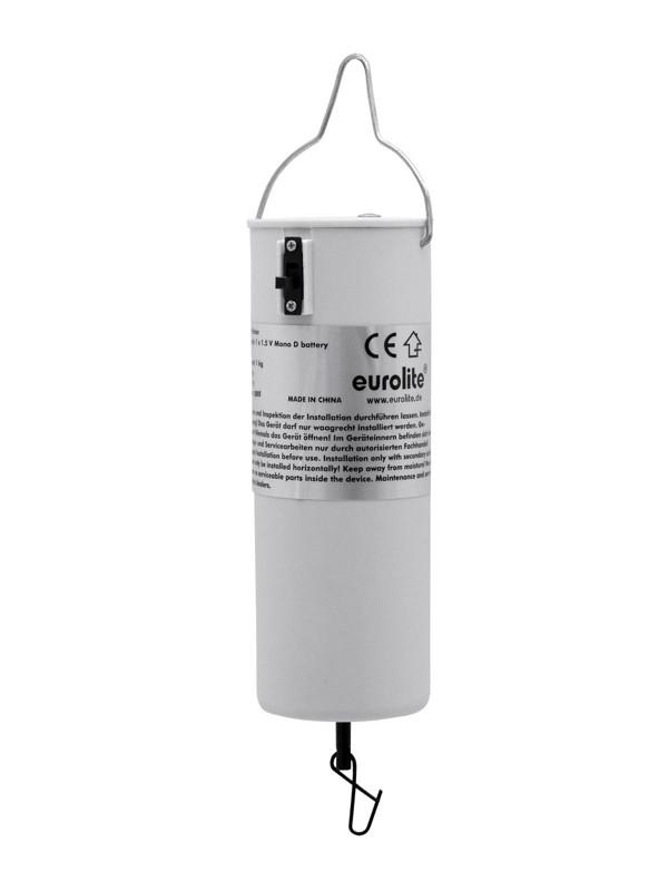 Motorek 6 Ot/min, pro koule do 20 cm, bateriový, stříbrný