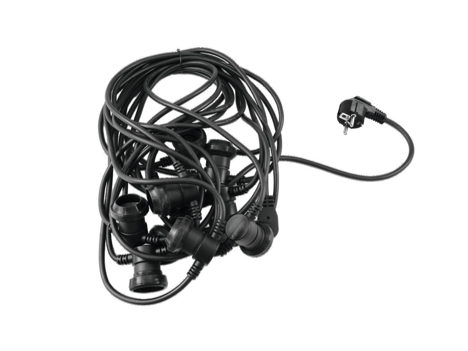 Eurolite BLN-10 E-27 světelný řetěz 10m