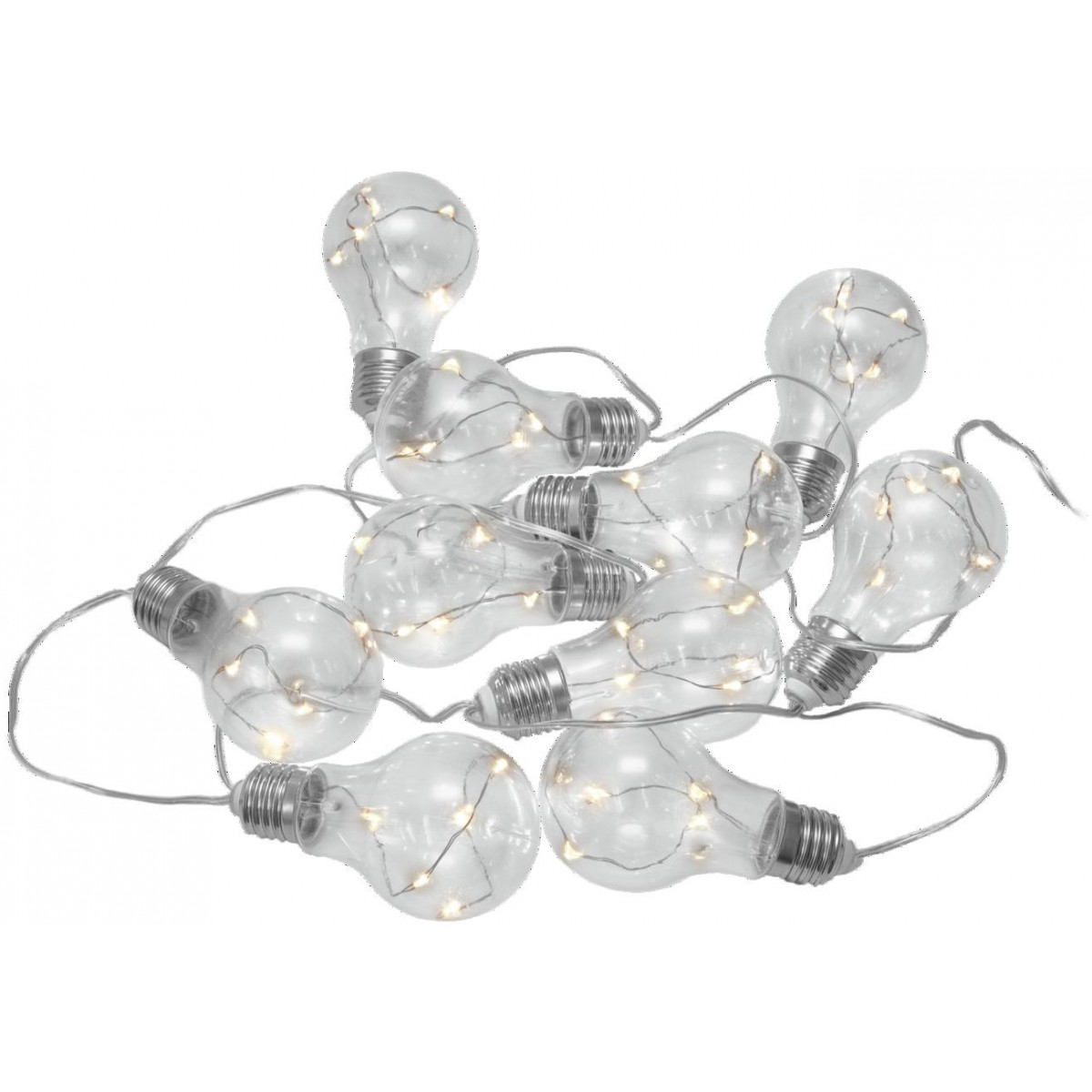 Eurolite LED PAL-10 světelný řetěz na baterie
