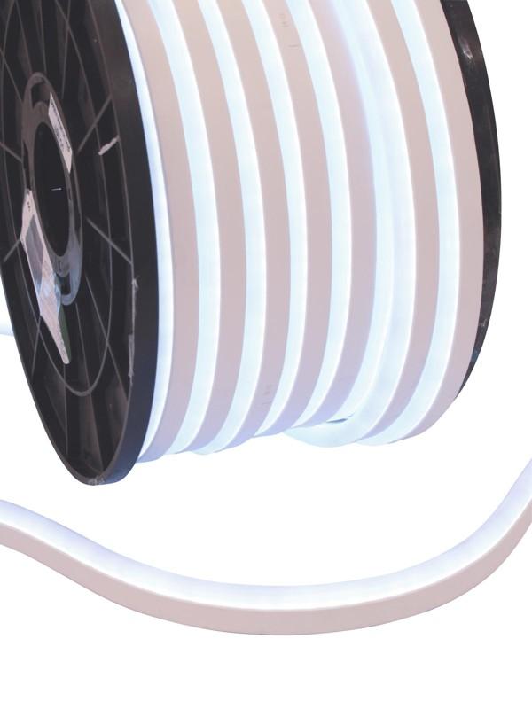 LED Neon Flex 230 V, EC, teplá bílá, 3500 K, 100 cm