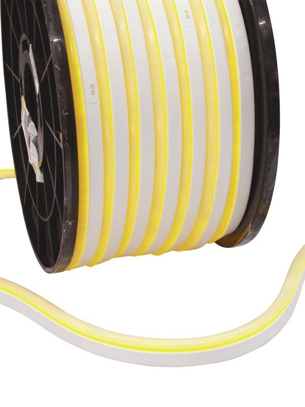 LED Neon Flex 230 V, EC, žlutá, 100 cm