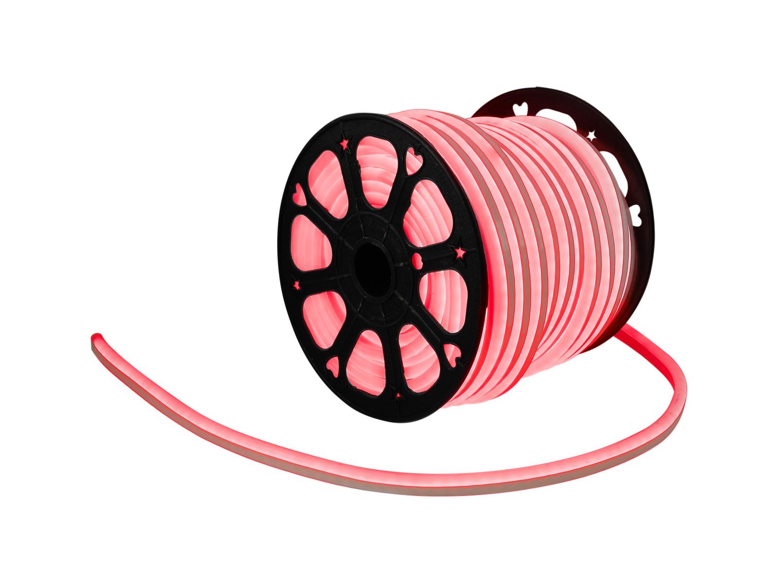 Eurolite LED Neon Flex páska 230V Slim červená, cena / m