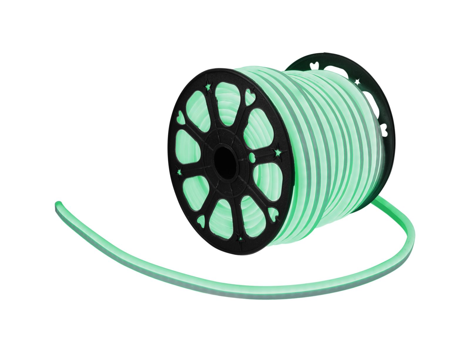 Eurolite LED Neon Flex páska 230V Slim zelená, cena / m