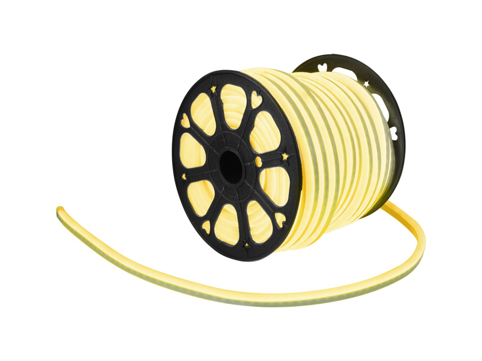 Eurolite LED Neon Flex páska 230V Slim žlutá, cena / m