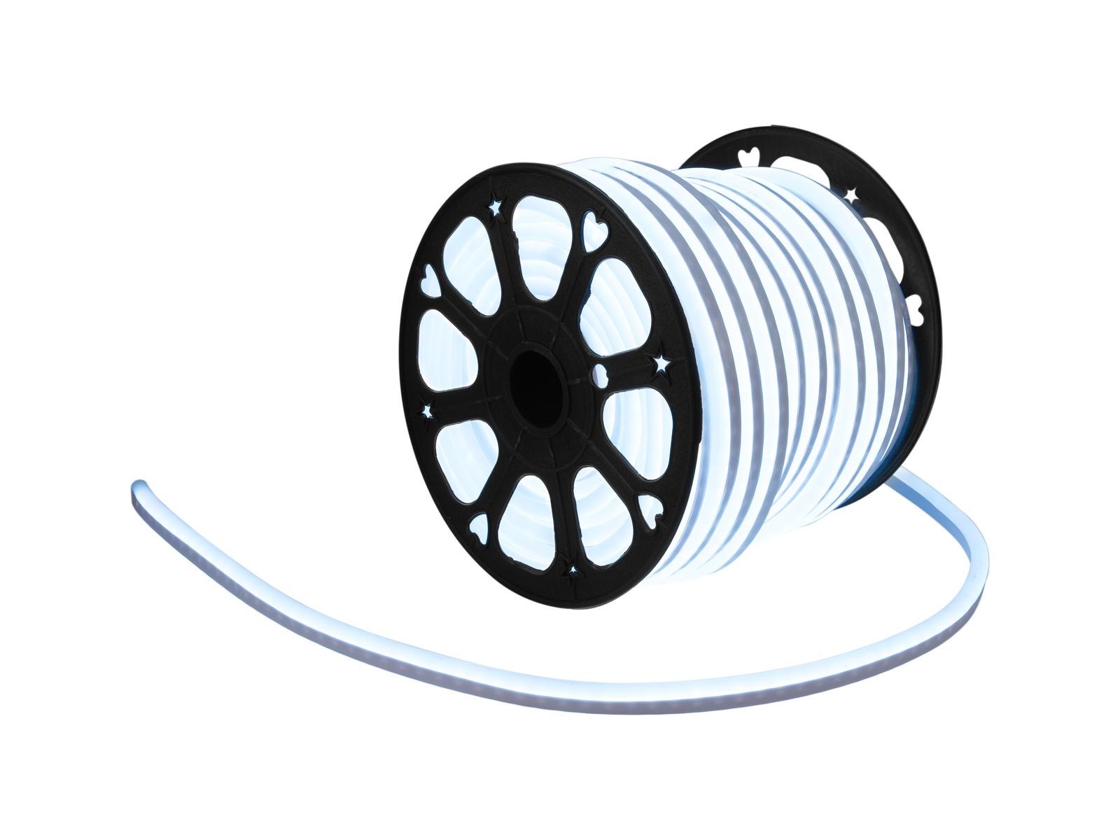 Eurolite LED Neon Flex páska 230V Slim studená bílá, cena / m