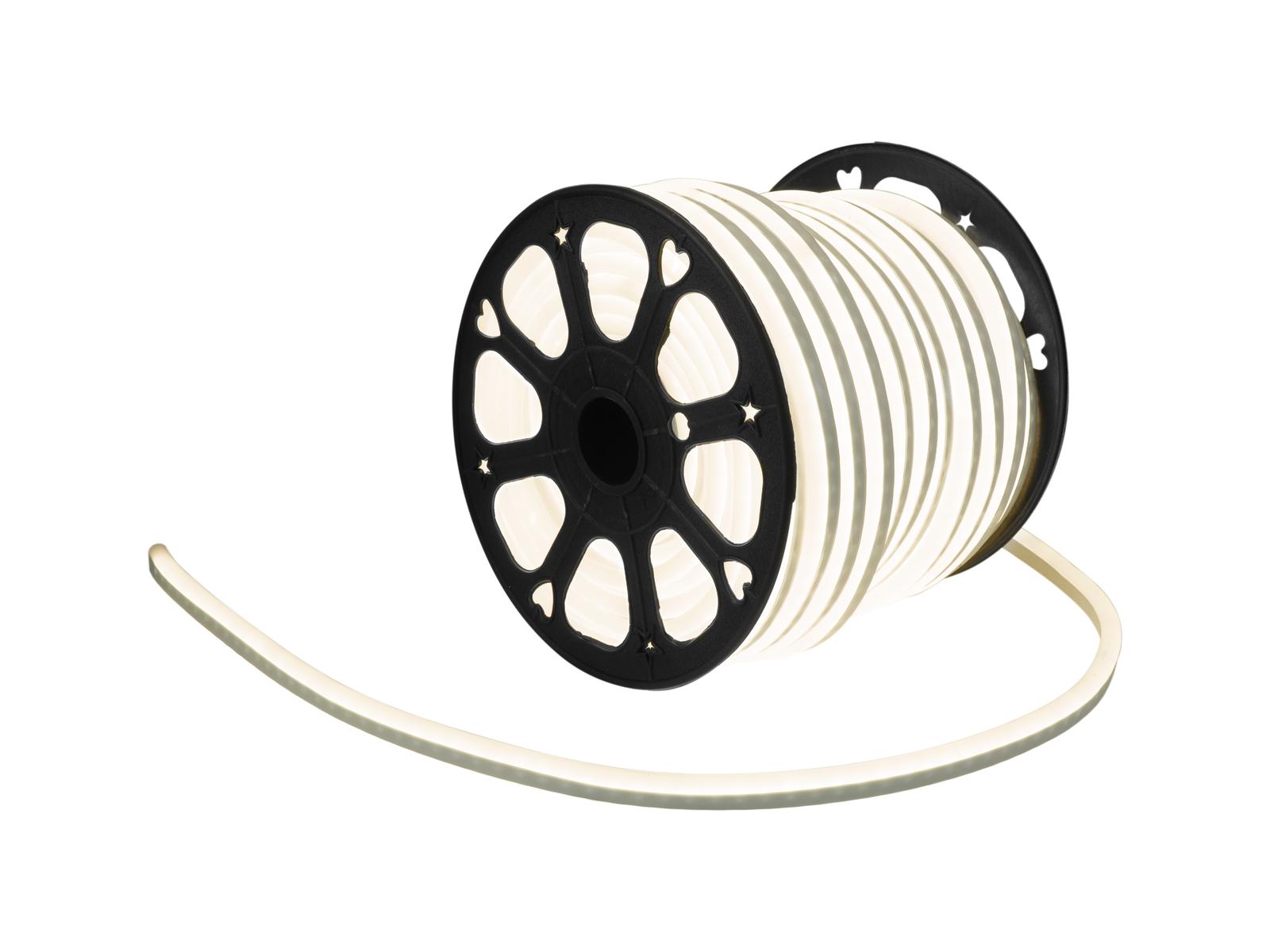 Eurolite LED Neon Flex páska 230V Slim teplá bílá, cena / m