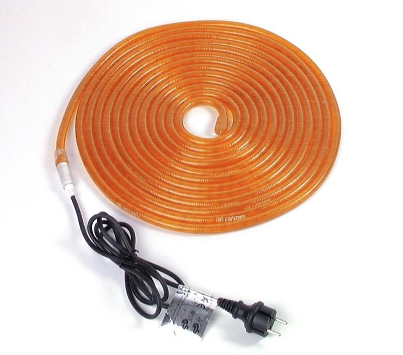 Rubberlight 9, oranžový, 9m