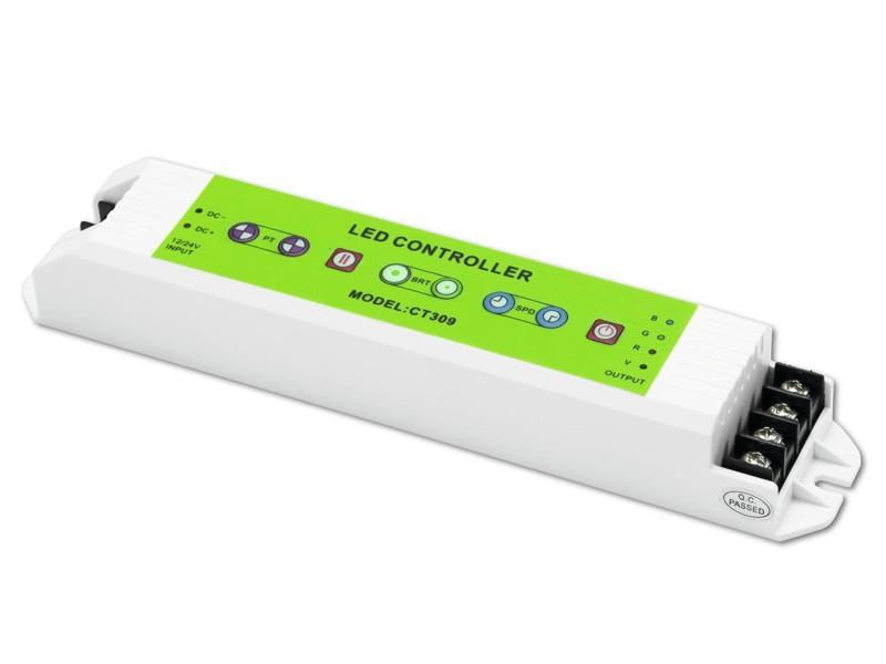 Eurolite kontroler pro LED pásky RGB