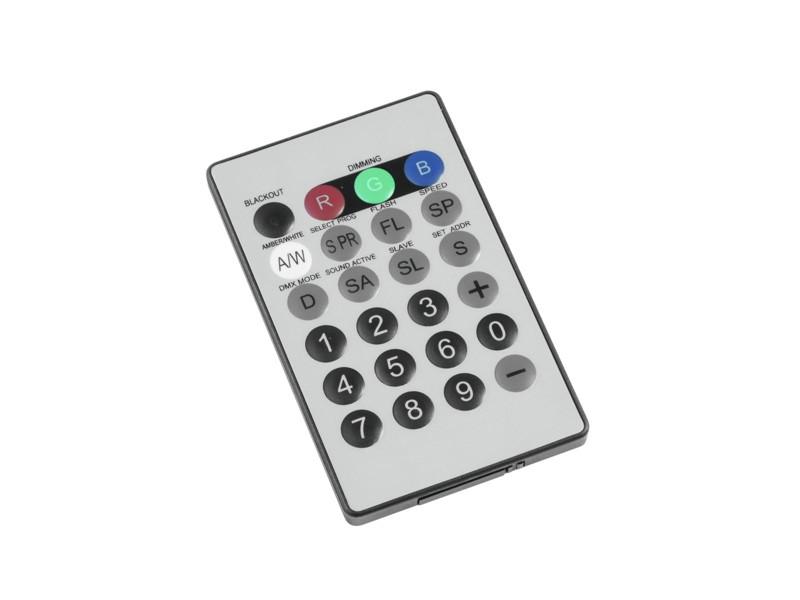 Eurolite IR-8 dálkové ovládání