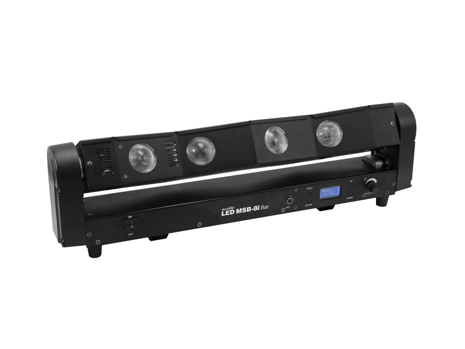 Eurolite LED MSB-8i Bar, rotující světlená lišta