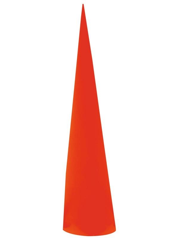 Návlek AC-300 kužel 2m červený