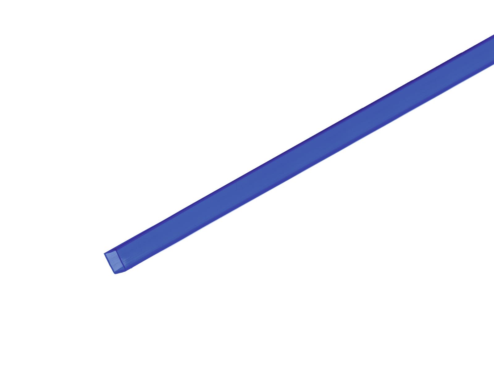 Profil 10x10mm, modrý, 2m
