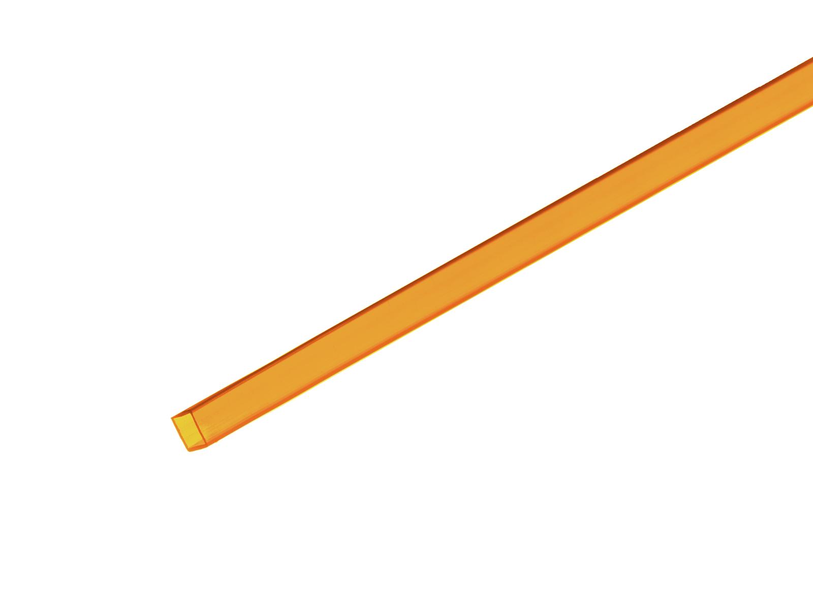 Profil 10x10mm, oranžový, 2m