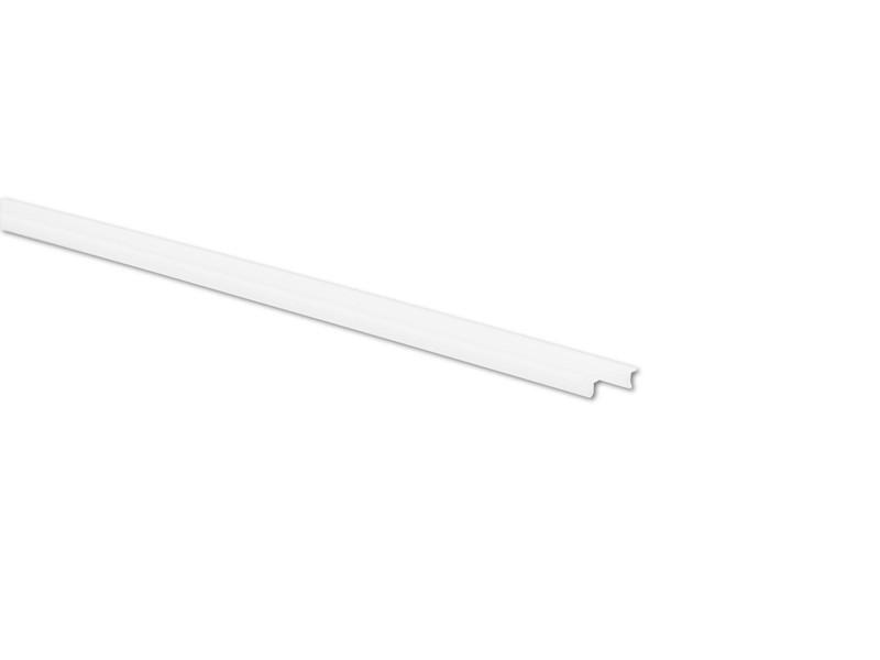 Eurolite krytka na LED profil, mléčná, 4m