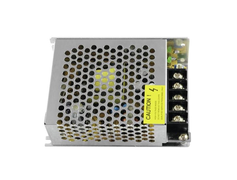 Transformátor elektronický 12V / 5A, pro LED