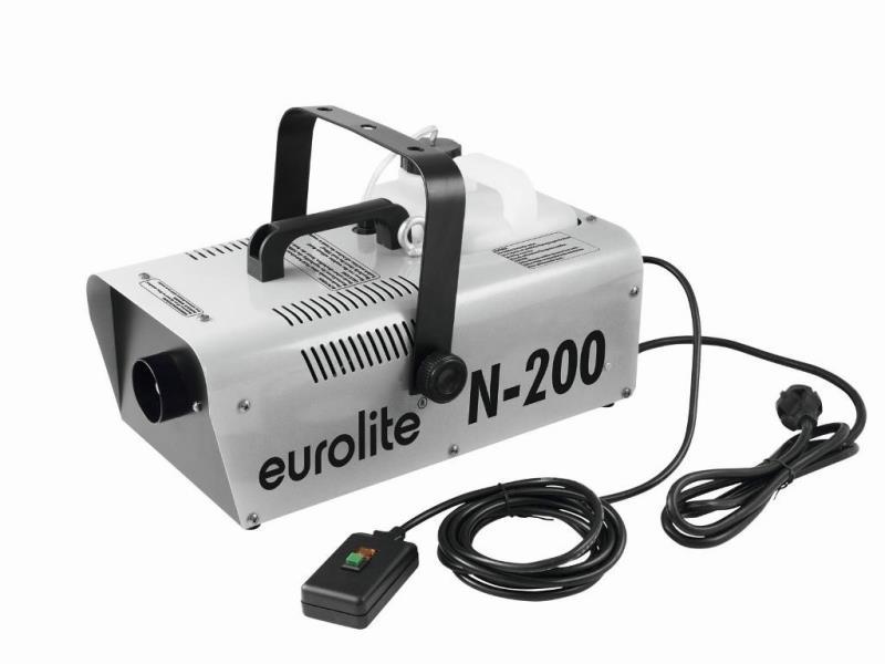 Eurolite N-200 výrobník mlhy