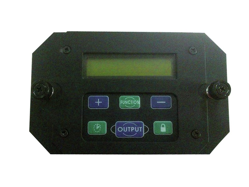 Dálkové ovládání s časovašem LCD-2