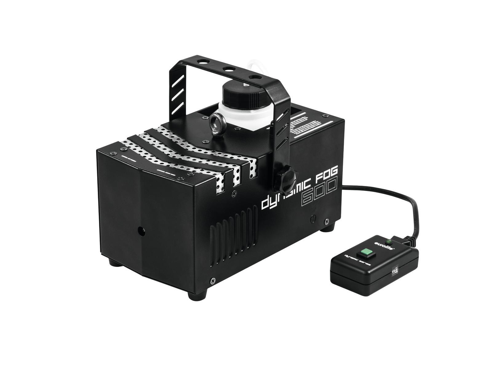 Eurolite Dynamic Fog 600 výrobník mlhy