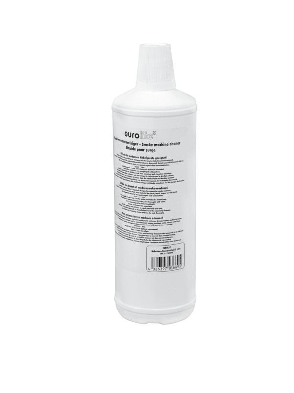 Čistící náplň pro výrobník mlhy, 1L