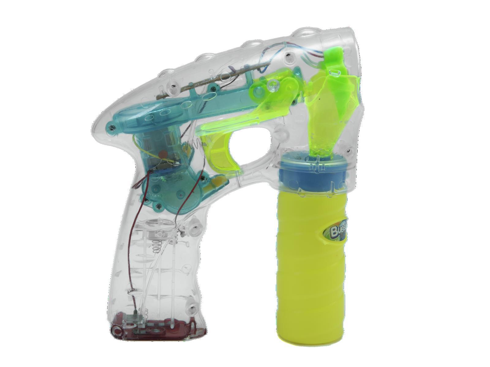 Eurolite B-5 LED bublifuk, pistole