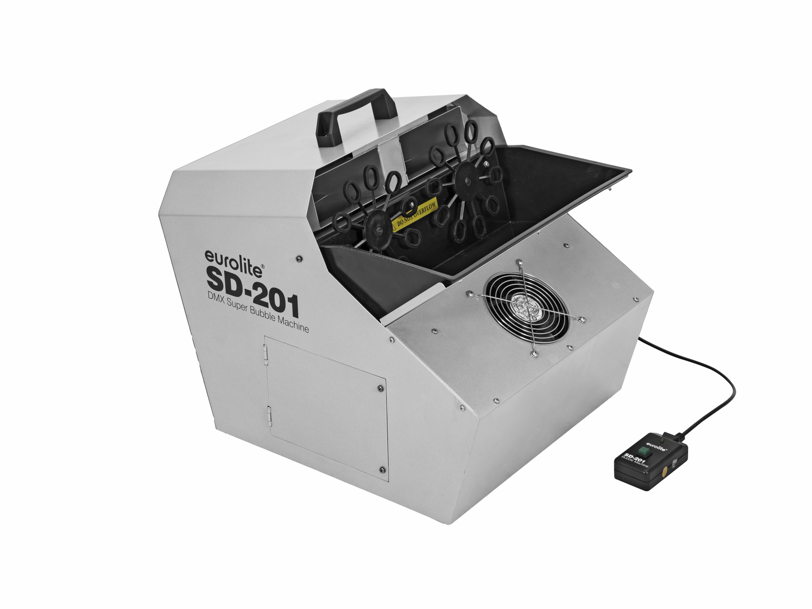 Eurolite SD-201 DMX Super, výrobník bublin
