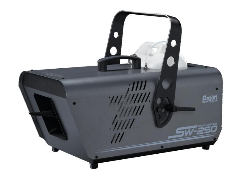 Antari SW-250 DMX výrobník sněhu s bezdrátovým ovládáním