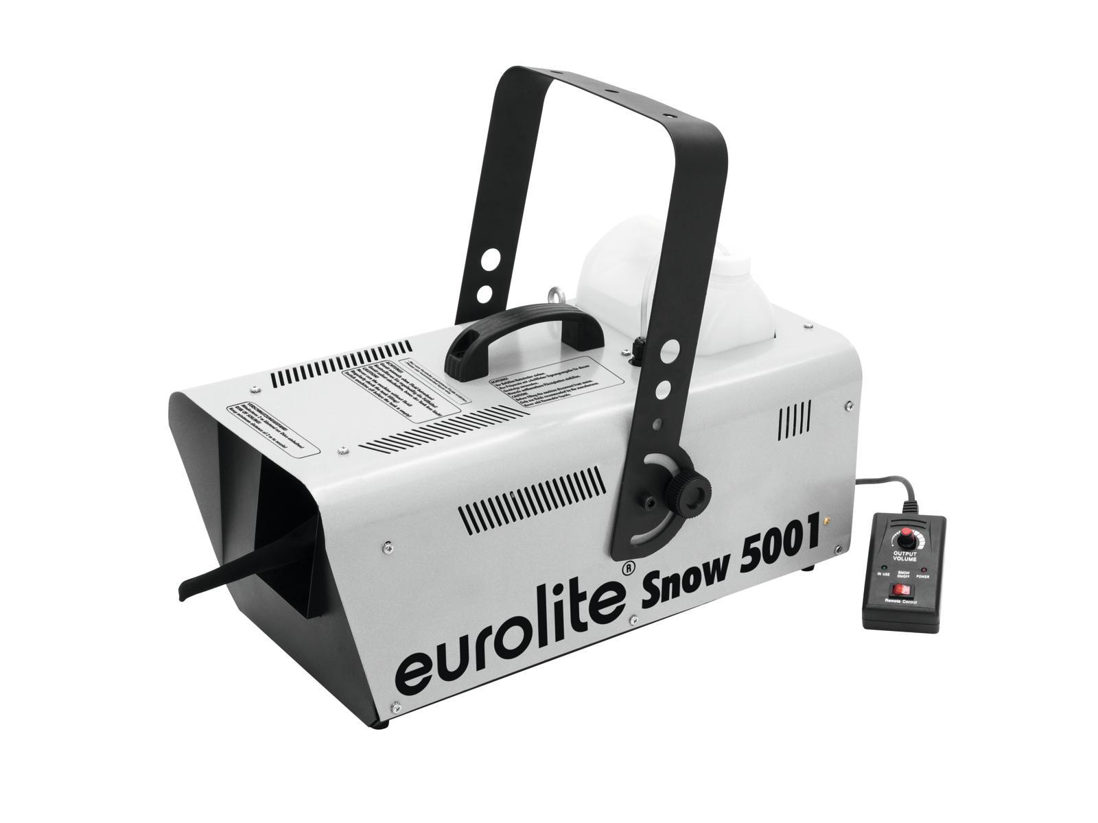 Eurolite Snow 5001, výrobník sněhu