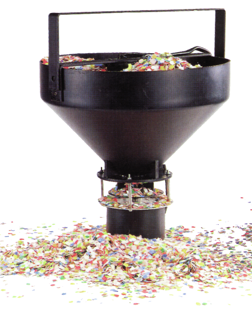 Eurolite Metač konfet