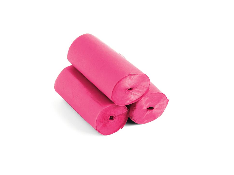 Tcm Fx pomalu padající konfety-serpentýny 10mx5cm, růžové, 10x