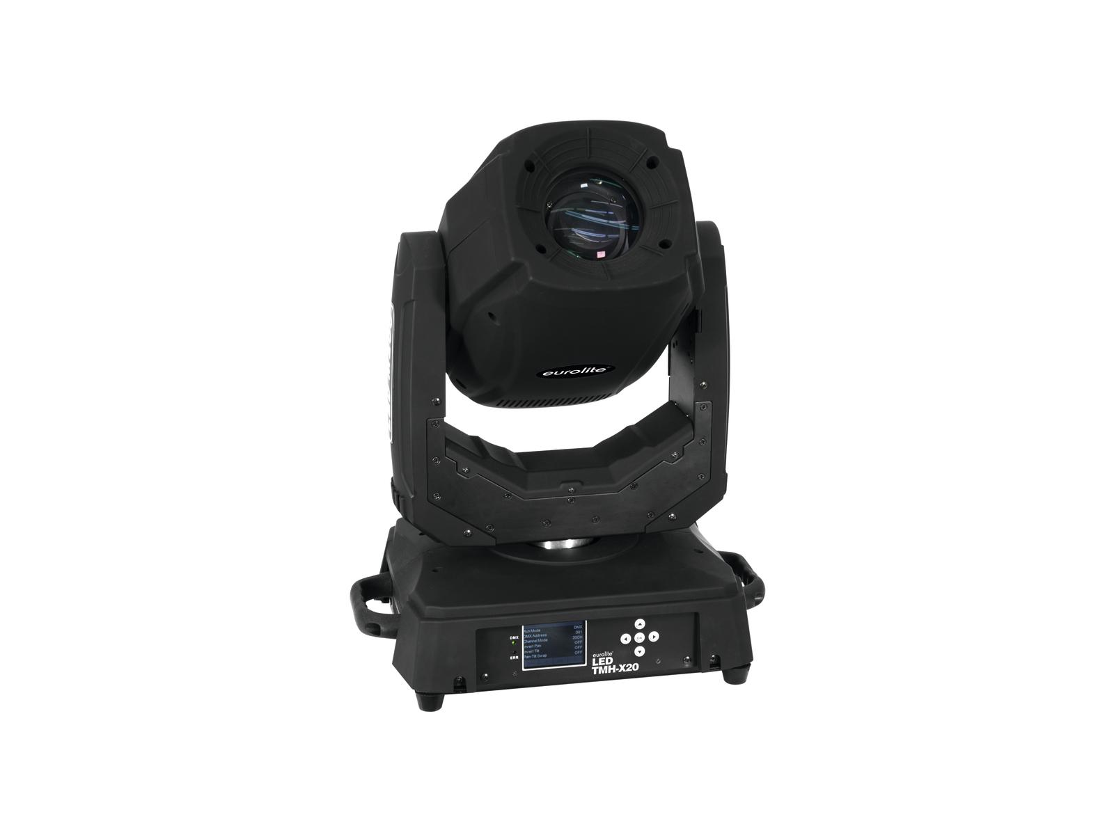 Eurolite LED TMH-X20 otočná hlavice Spot, 1x200W COB LED, DMX