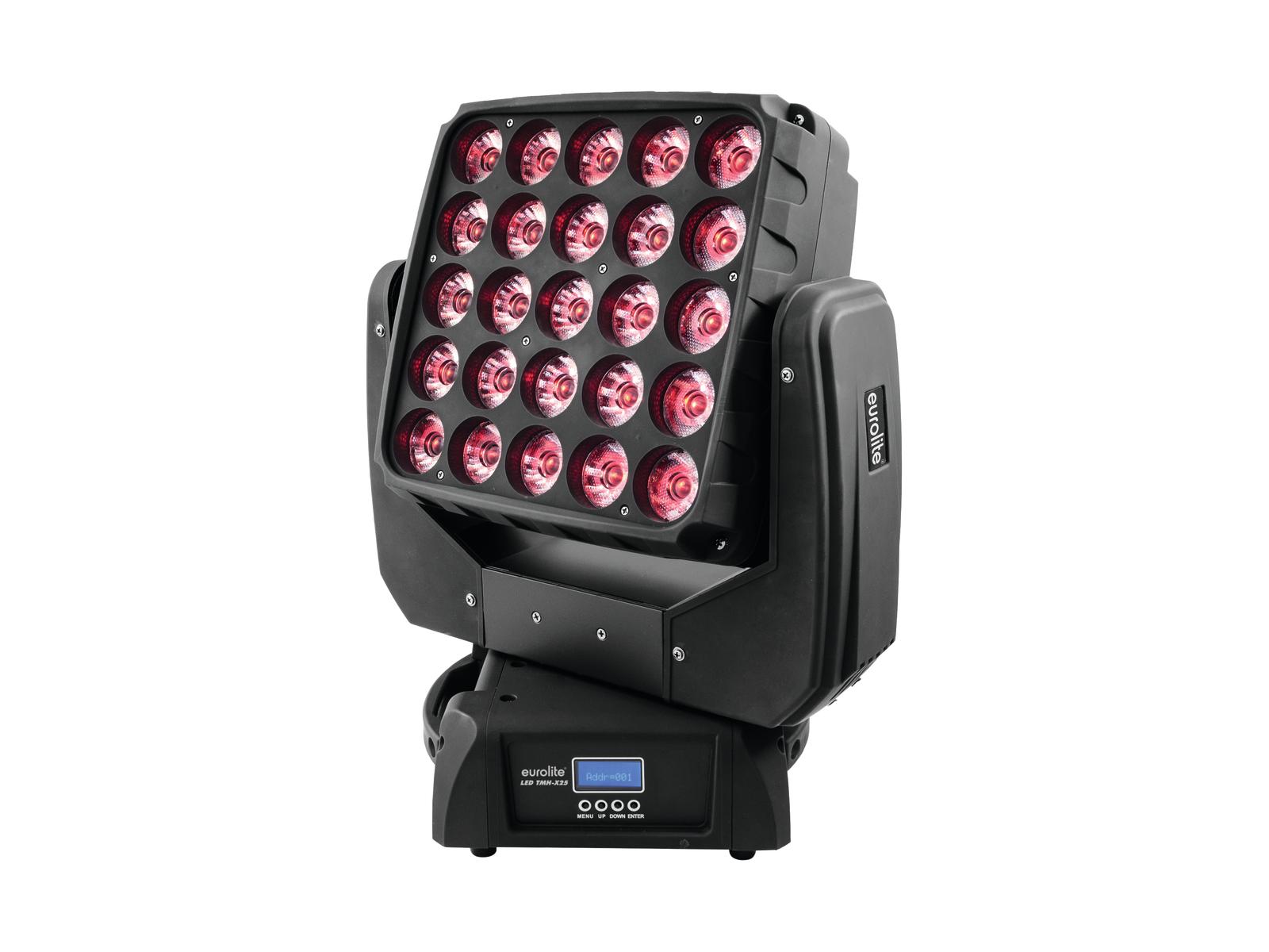 Eurolite LED TMH-X25 otočná hlava