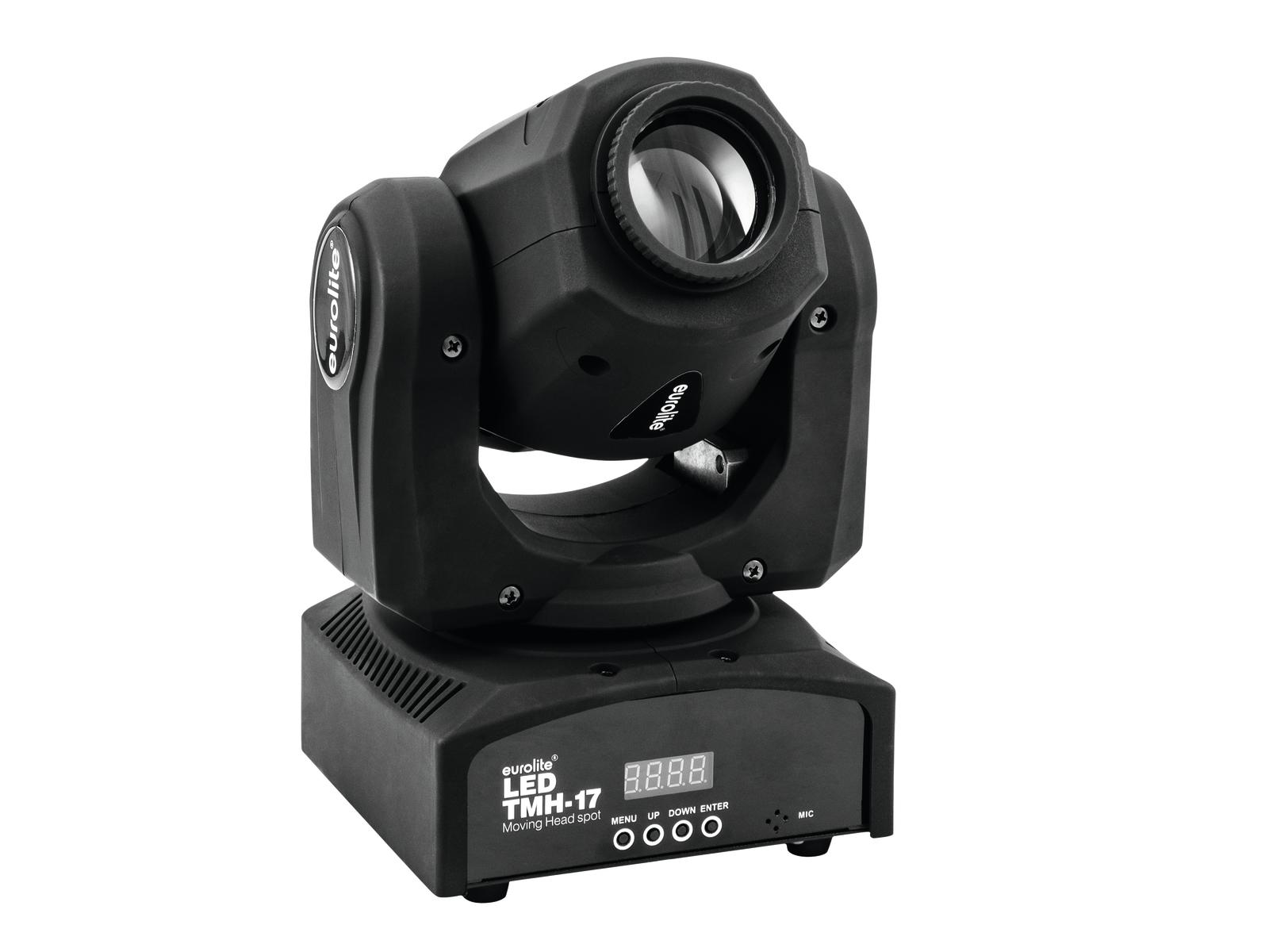 Eurolite LED TMH-17 otočná hlavice Spot, 1x30W COB LED, DMX