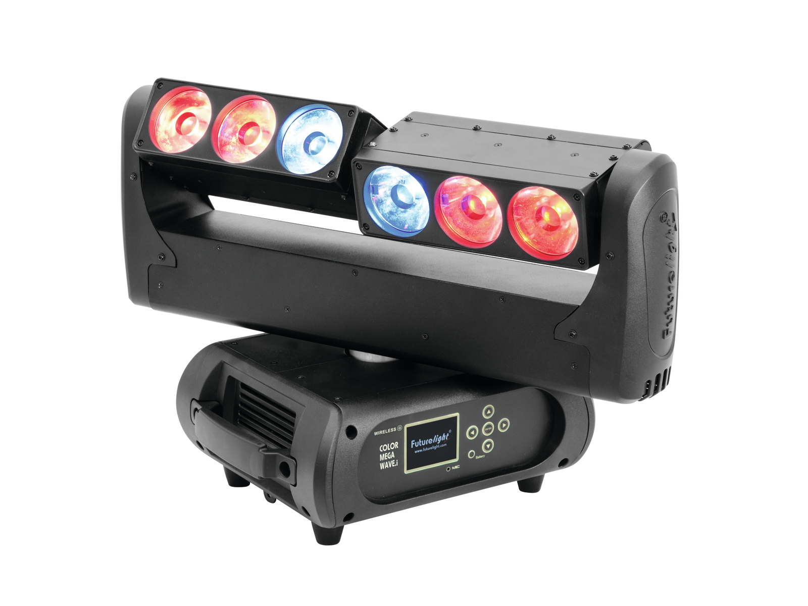 Futurelight Color Mega Wave.i LED Moving BAR