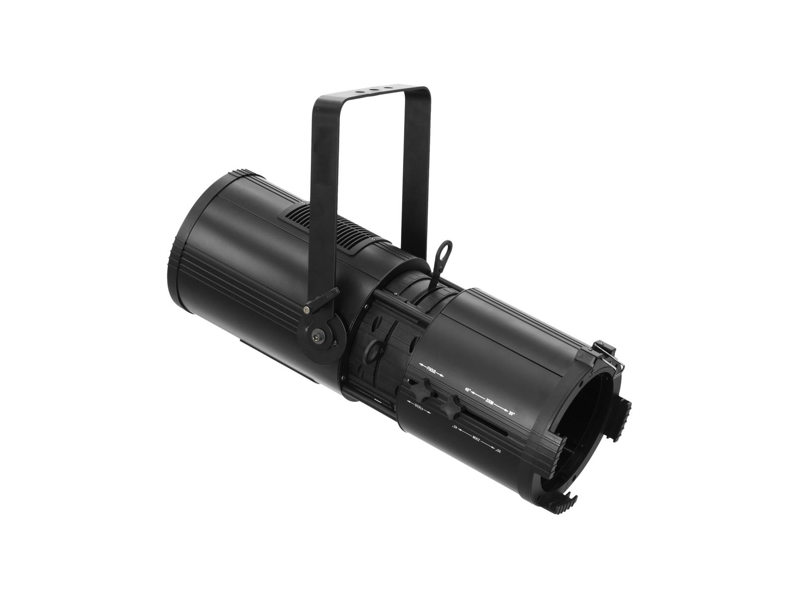 Futurelight Profile 200, LED profilový reflektor, 200W COB, 20-45