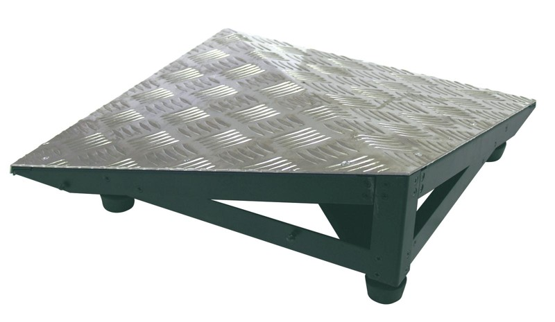 Futurelight rampa pro PPP panely - rohová