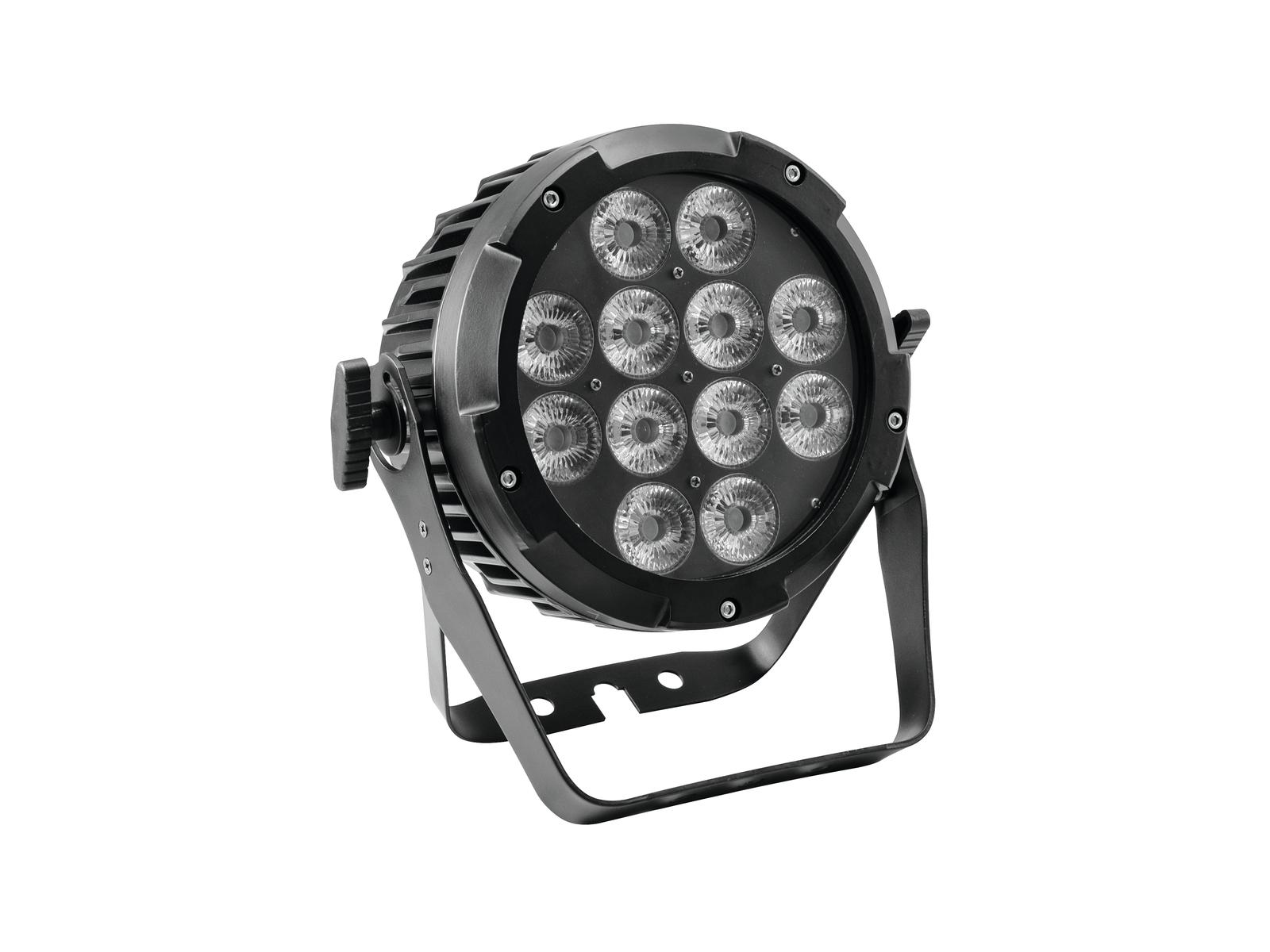 Futurelight PRO Slim PAR-12 MK2 12x5W TCL CW/WW/A LED, DMX