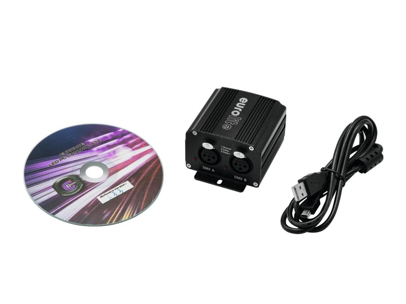 Eurolite LED PC-Control Artnet / DMX
