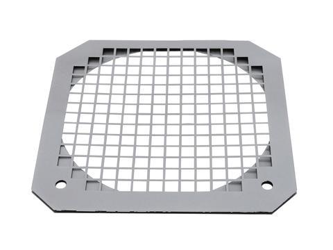Rámeček na filtr pro LED ML-30, stříbrný
