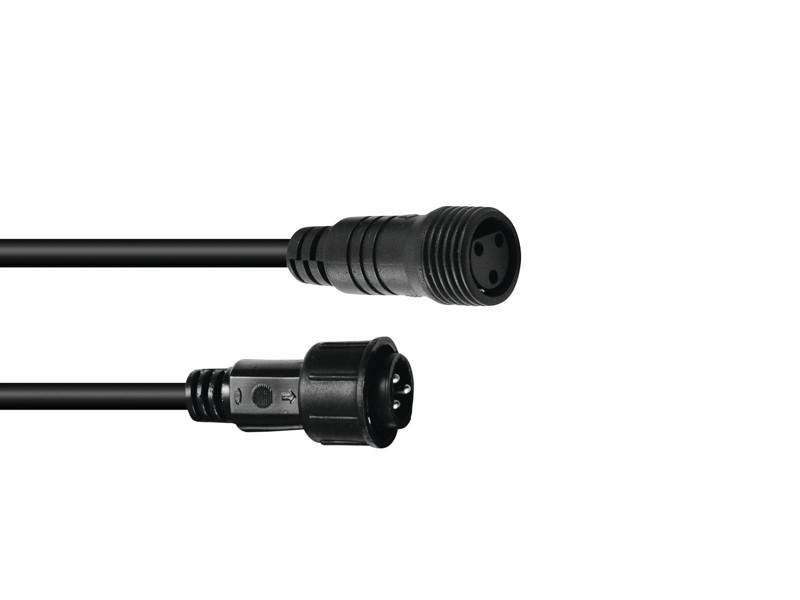 DMX kabel pro LED PAR/Flood, 2m
